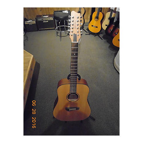 used tacoma dm912 12 string acoustic guitar guitar center. Black Bedroom Furniture Sets. Home Design Ideas