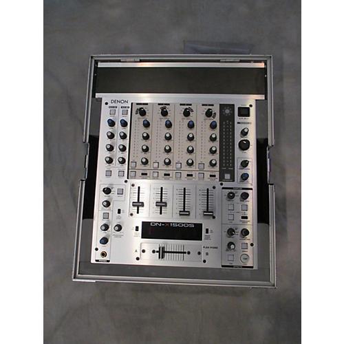 Denon Dn-x1500 DJ Mixer-thumbnail