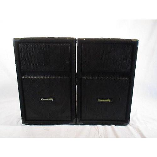 Community Sound DnD12 Speaker Pair Unpowered Speaker