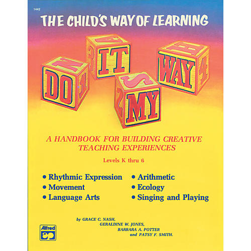 Alfred Do It My Way: Childs Way of Learning Book-thumbnail