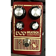 Digitech Dod Meatbox Effect Pedal
