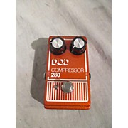 DOD Dod280 Compressor Effect Pedal