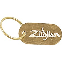 Zildjian Dog Tag Key Chain