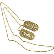 Zildjian Dog Tags