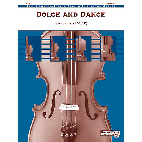 Alfred Dolce and Dance String Orchestra Grade 2.5-thumbnail