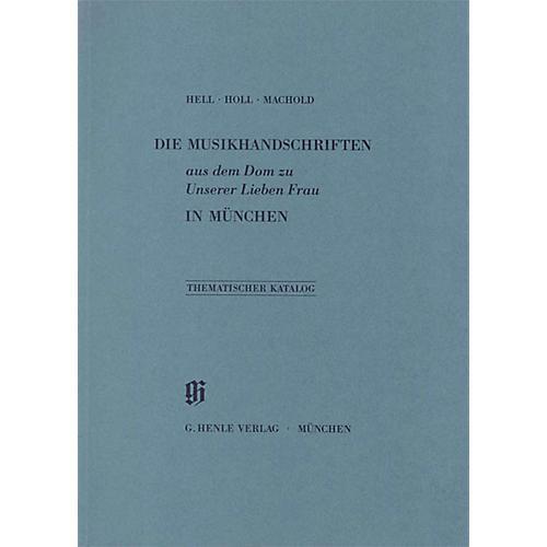 G. Henle Verlag Dom zu Unserer Lieben Frau in München Henle Books Series Softcover