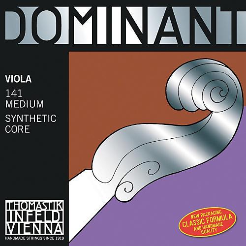 Thomastik Dominant Viola Strings 15+ in. G String, Silver