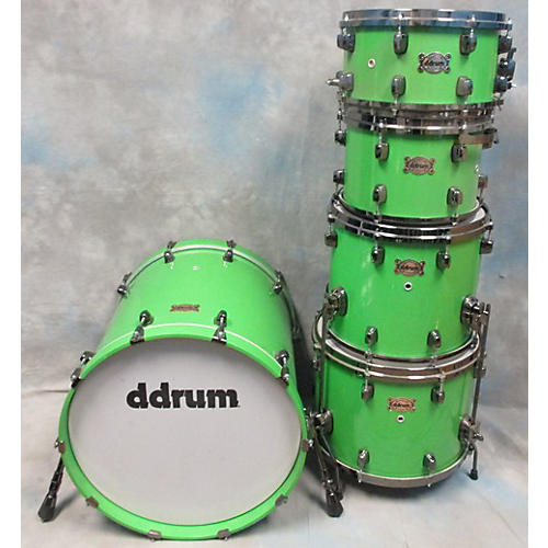 Ddrum Dominion Maple Drum Kit-thumbnail