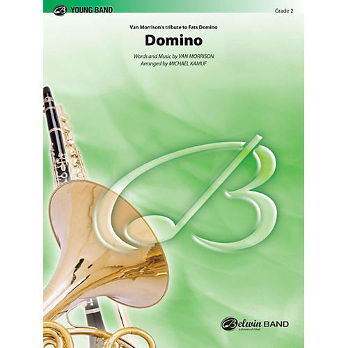 Alfred Domino Concert Band Grade 2