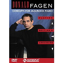 Homespun Donald Fagen - Concepts for Jazz/Rock Piano (DVD)