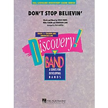 Cherry Lane Don't Stop Believin' Concert Band Level 1.5 Arranged by Paul Murtha