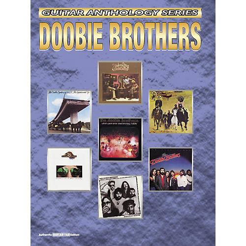 Hal Leonard Doobie Brothers Anthology Guitar Tab Songbook-thumbnail
