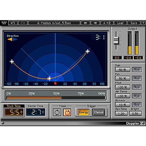 Waves Doppler Native/TDM/SG Software Download-thumbnail