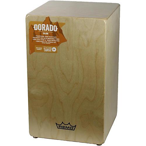 Remo Dorado Cajon
