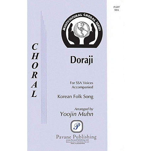 Hal Leonard Doraji 3 Part Any Combination arranged by Audrey Snyder