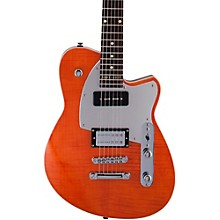 Double Agent W 20th Anniversary Maple Fingerboard Electric Guitar Rock Orange Flame Maple