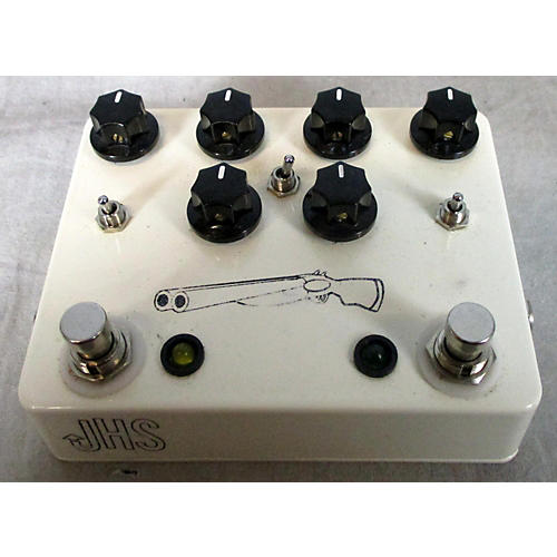 JHS Pedals Double Barrel Effect Pedal