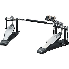 yamaha double bass drum pedal with double chain drive guitar center. Black Bedroom Furniture Sets. Home Design Ideas