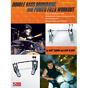 Cherry Lane Double Bass Drumming and Power Fills Workout by Cherry Lane