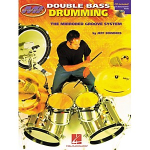 Musicians Institute Double Bass Drumming: The Mirrored Groove System Book w...