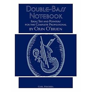 Carl Fischer Double Bass Notebook by Carl Fischer