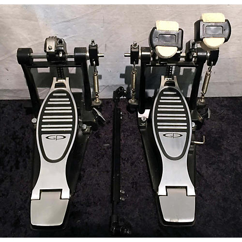 GP Percussion Double Bass Pedal Double Bass Drum Pedal-thumbnail