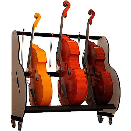 A&S Crafted Products Double-Bass Rack-thumbnail