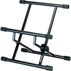 Quik-Lok Double-Brace Low-Profile Amp Stand by Quik Lok