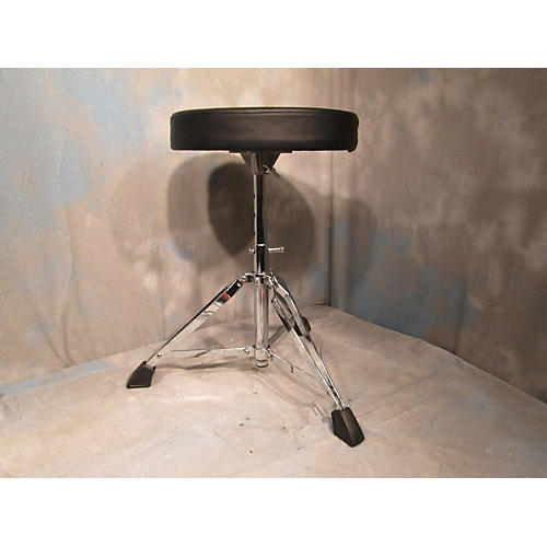 Miscellaneous Double Braced Drum Throne