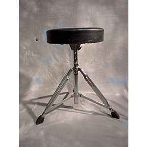 Pre-owned CB Percussion Double Braced Drum Throne by CB Percussion