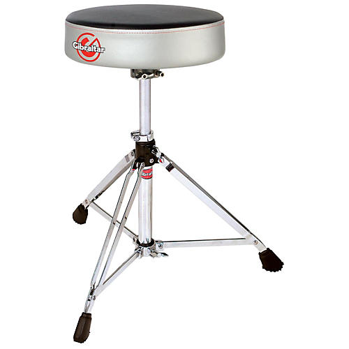 Gibraltar Double Braced Round Drum Throne-thumbnail