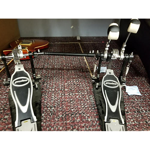 used pulse double chain double bass pedal double bass drum pedal guitar center. Black Bedroom Furniture Sets. Home Design Ideas