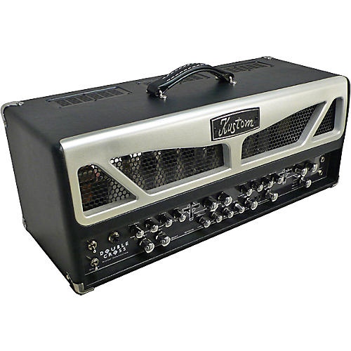 Kustom Double Cross 100W Tube Guitar Amp Head