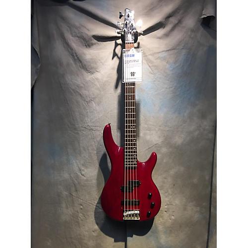 Alvarez Double Cut Electric Bass Guitar