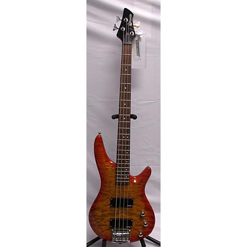 Austin Double Cut Electric Bass Guitar-thumbnail