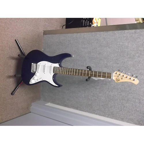 Baja Double Cut SSS Solid Body Electric Guitar-thumbnail