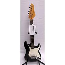 Kona Double Cut Single Humbucker Solid Body Electric Guitar