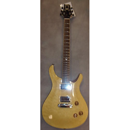 Dillion Double Cut Solid Body Electric Guitar-thumbnail