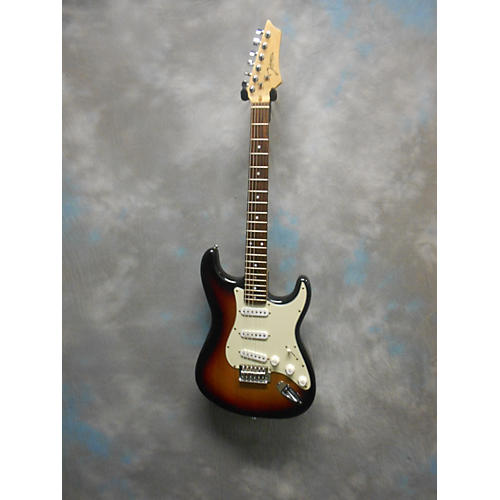 Johnson Double Cut Solid Body Electric Guitar-thumbnail