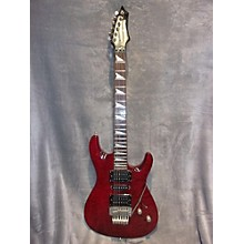 Brownsville Double Cut Tremolo Solid Body Electric Guitar