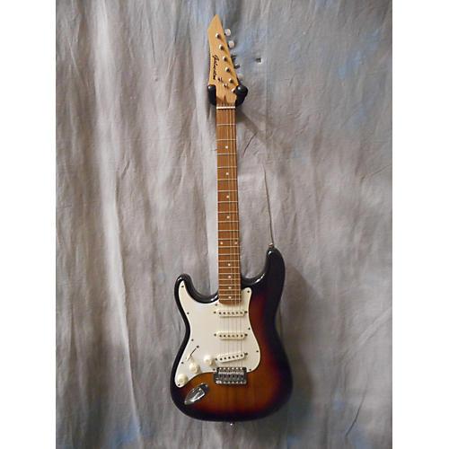 Galveston Double Cut-away Electric Guitar 2 Tone Sunburst