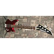 Jackson Double Cutaway 4 String Electric Bass Guitar