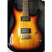 Double Cutaway Solid Body Electric Guitar