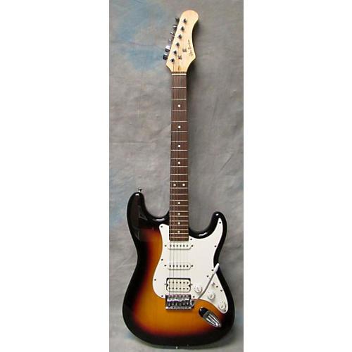 Glen Burton Double Cutaway Solid Body Electric Guitar