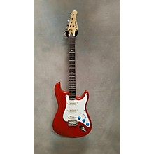 Lotus Double Cutaway Solid Body Electric Guitar
