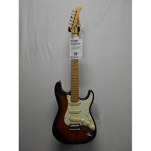 Cort Double Cutaway Solid Body Electric Guitar-thumbnail