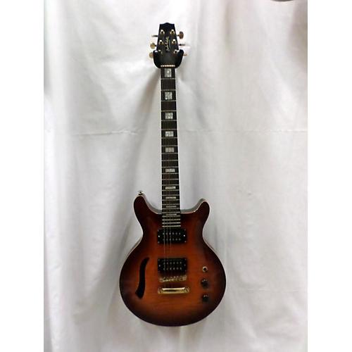 Carlo Robelli Double Cutaway Solid Body Electric Guitar