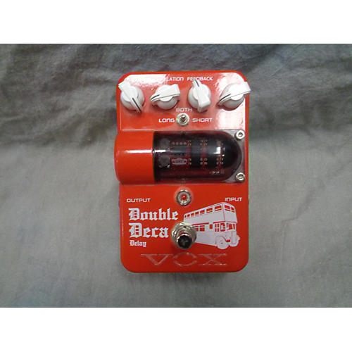Vox Double Deca Delay Effect Pedal-thumbnail