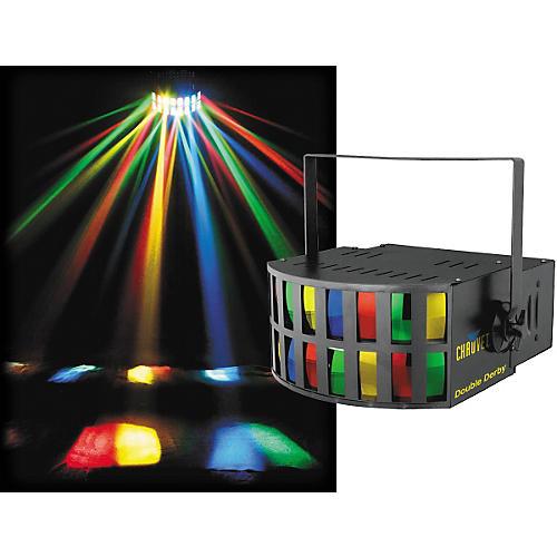 CHAUVET DJ Double Derby Sound Activated Effect Light-thumbnail