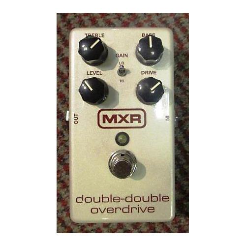 MXR Double Double Overdrive Effect Pedal